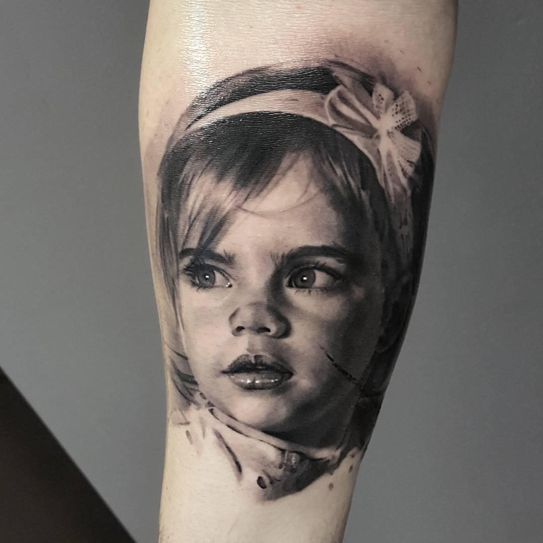 Portraits Rocknroll Tattoo And Piercing
